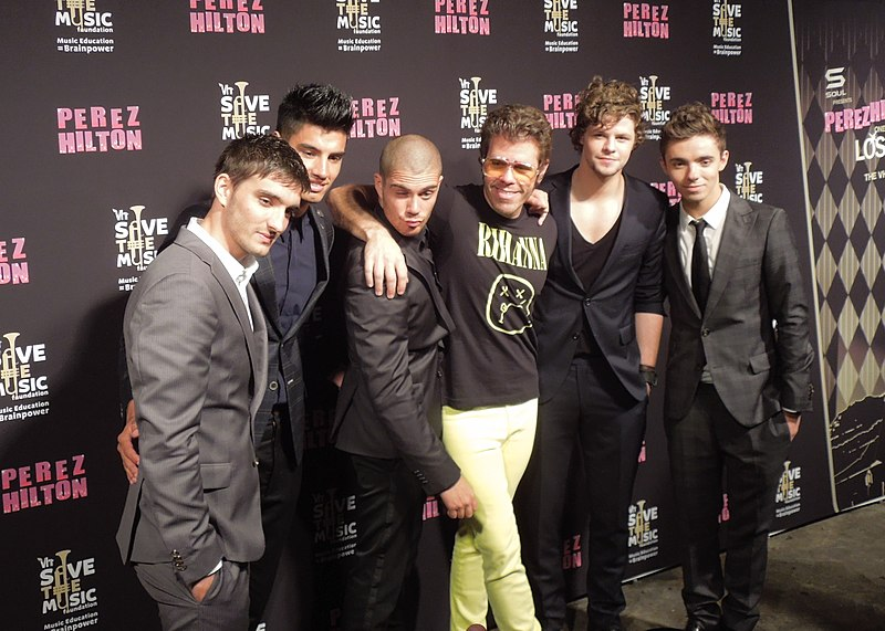 File:The Wanted and Perez Hilton 02.jpg