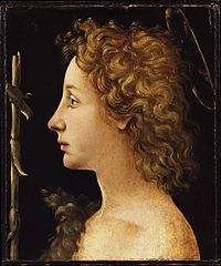 The Young Saint John the Baptist