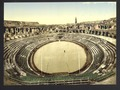 The arena, interior, Nîmes, France-LCCN2001698490.tif