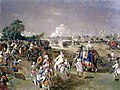 The arrival of Lord Canning at Lahore (Retouched).jpg