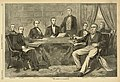 The cabinet at Washington, 1861.jpg