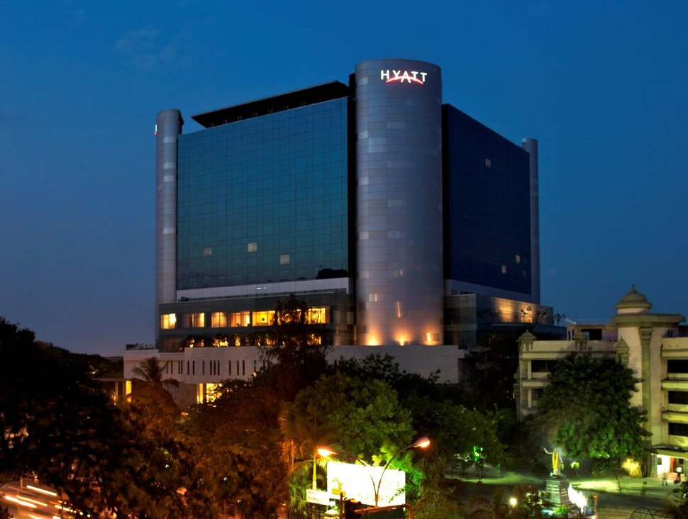 The first Hyatt Hotel in South India