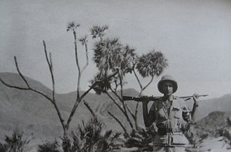 Wilfred Thesiger - Thesiger in the Horn of Africa in 1934