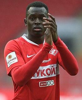 Thierno Thioub Senegalese footballer