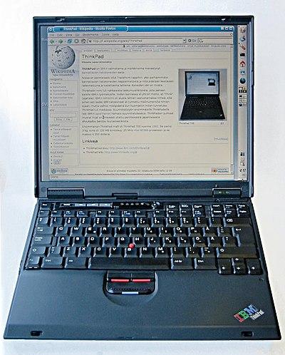 ThinkPad T series - Wikiwand
