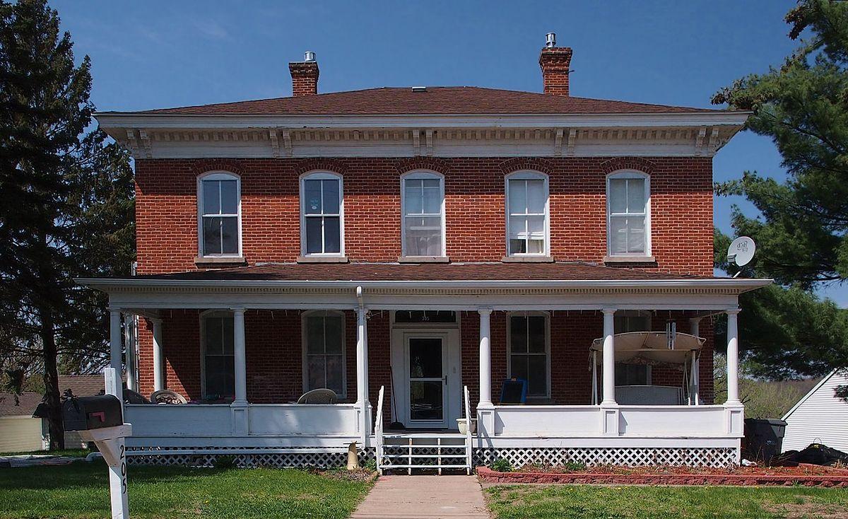 Thomas henry thompson house wikipedia for The thompson house