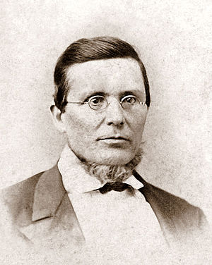 Confederate States Attorney General - Image: Thomas Hill Watts 1860s