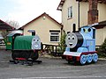 Thomas and Percy - geograph.org.uk - 1272235.jpg