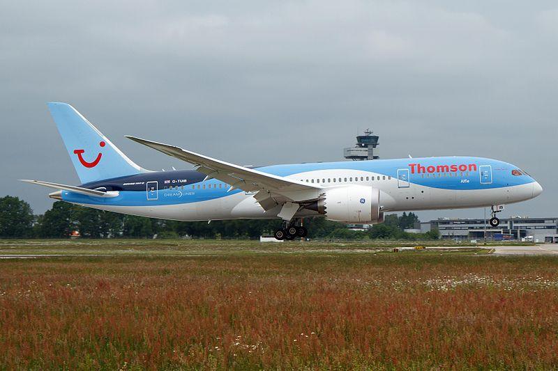 File:Thomson Airways Boeing 787 G-TUIB.jpg