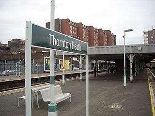 Thornton Heath railway station