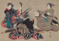 Three Women Playing Musical Instruments.png