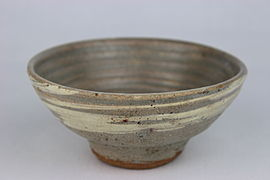 Thrown Bowl by Bernard Leach (YORYM-2004.1.166).JPG