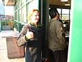 Thumbs up at a Vancouver Tim Hortons.jpg