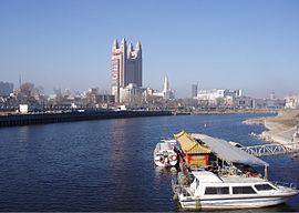 District de Heping (Tianjin) — Wikipédia