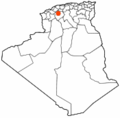 Tiaret location.png
