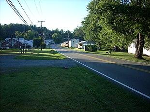 Doral Drive in Tobaccoville