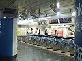 Tokyo station Tokaido Shinkansen south transfer wicket.jpg