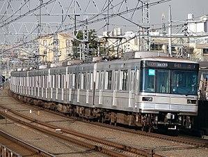 Tokyo Metro Hibiya Line - Image: Tokyometro 03