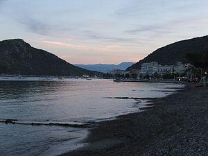 Argolic Gulf - Image: Tolo 2