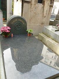 Tombe de Claude Debussy.JPG