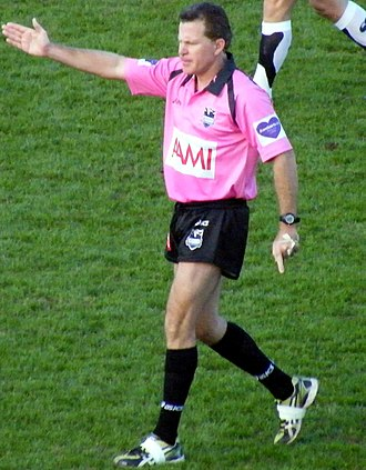Tony Archer (referee) - Image: Tony Archer