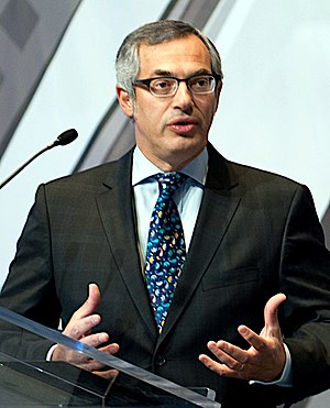 Conservative Party of Canada leadership election, 2004 - Image: Tony Clement 2012