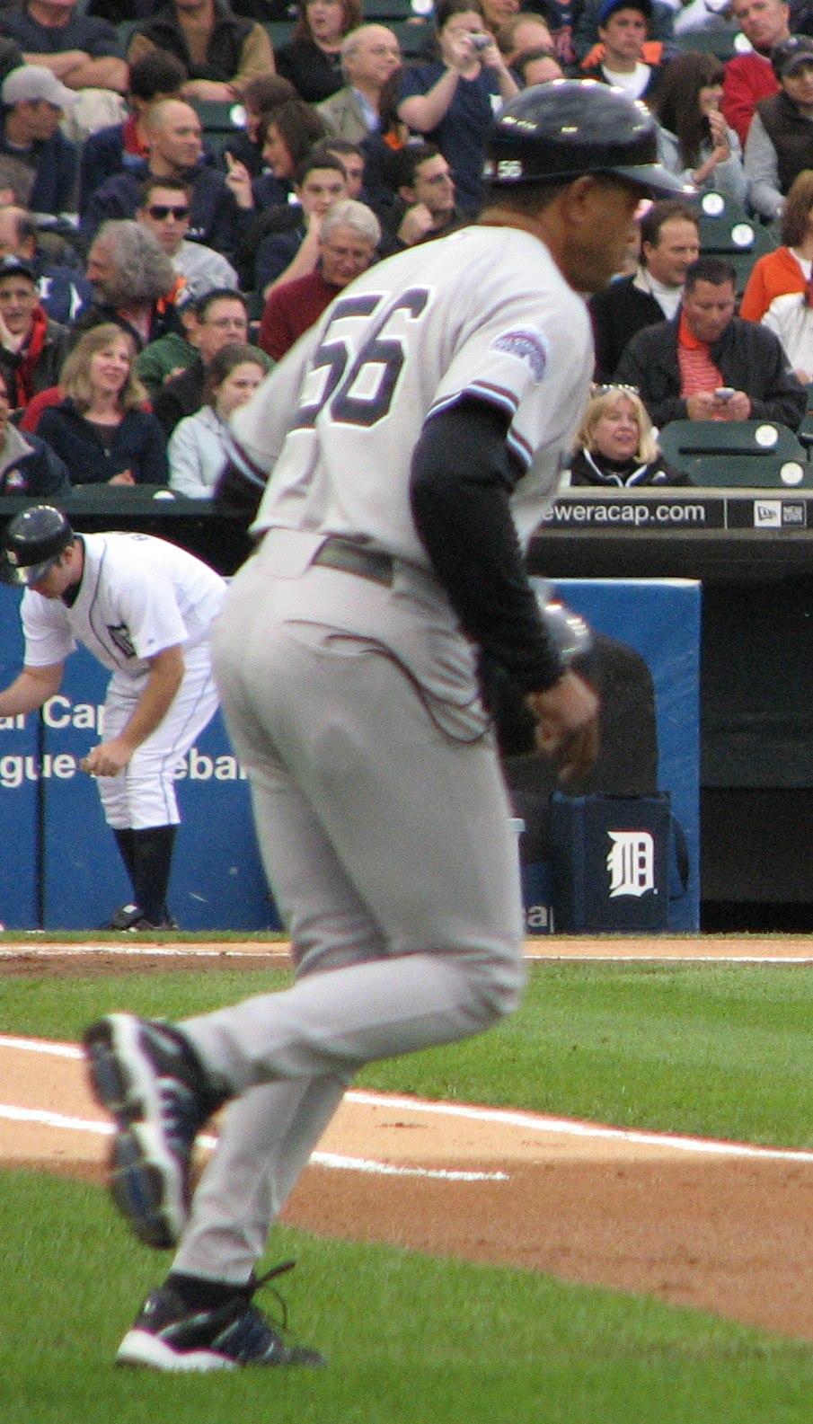 Tony Peña on May 9, 2008
