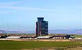 Torre de control i terminal de l'Aeroport d'Alguaire.JPG