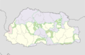 Torsa protected area location map.png