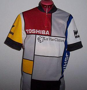 La Vie Claire - Image: Toshiba la vie claire '88