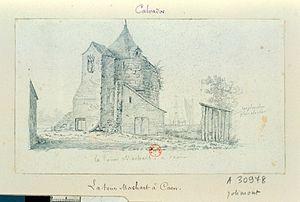 Théodore Basset de Jolimont - Image: Tourmachart