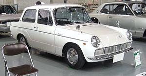 Toyota Publica - Toyota Publica 800 DeLuxe (UP20D)