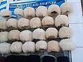 Traditional sheepskin hats(Telpek).jpg