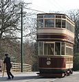 Tram No. 16, Beamish Museum, 12 April 2008 (5) (cropped).jpg