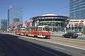 Tramo en Bratislavo, Polus City Center.jpg
