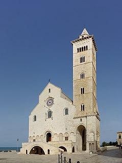 Roman Catholic Archdiocese of Trani-Barletta-Bisceglie archdiocese