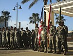 Transfer of authority, CLB-8 relieves CLB-2 in Italy 170125-M-GL218-019.jpg