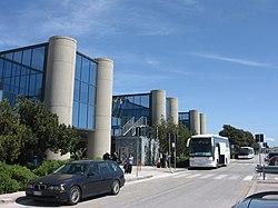 Palermo Airport Car Rental On Terminal