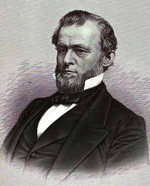 Trenor W. Park - From 1893's American Encyclopaedia of Biography