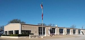 Trinity, Texas - Trinity VFD Building
