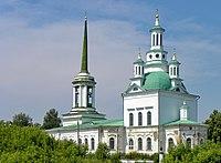 Trinity church in Alapayevsk, 6 July 2013 2.jpg