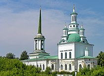 Trinity church in Alapayevsk, 6 July 2013 2.jpg