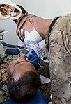 Trip to the dentist, How partnership builds a healthier Afghanistan 130414-A-GZ125-001.jpg