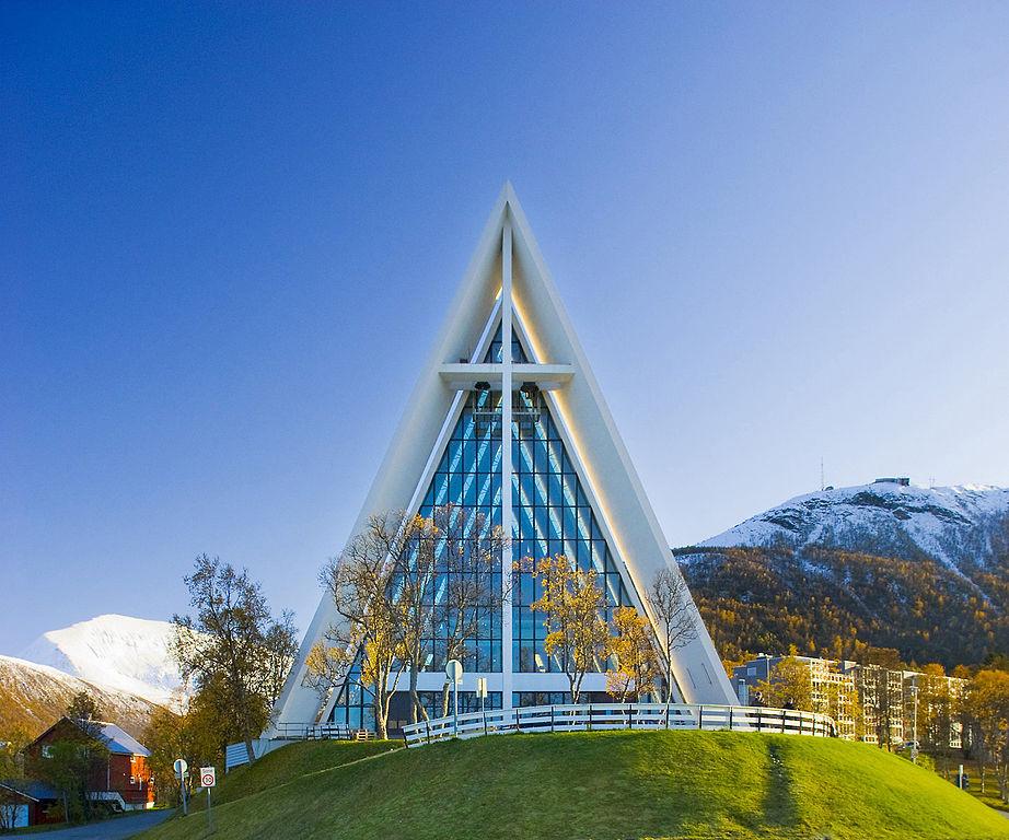 File Tromsdalen Kirker Ishavskatedralen The Arctic