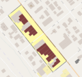 Troy Downtown HD boundary map.png