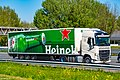 Truck Spotting on the A16 Direction Zwijndrecht 19 04 2019.... Not the Best spot with the Barrier , But better than Nowt . (32701636967).jpg