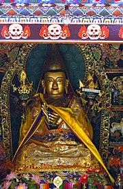 Tsongkhapa.Kumbum