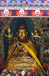 Gelug one of the schools of Tibetan Buddhism
