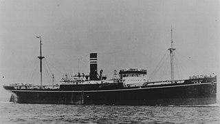 <i>Tsushima Maru</i> ship