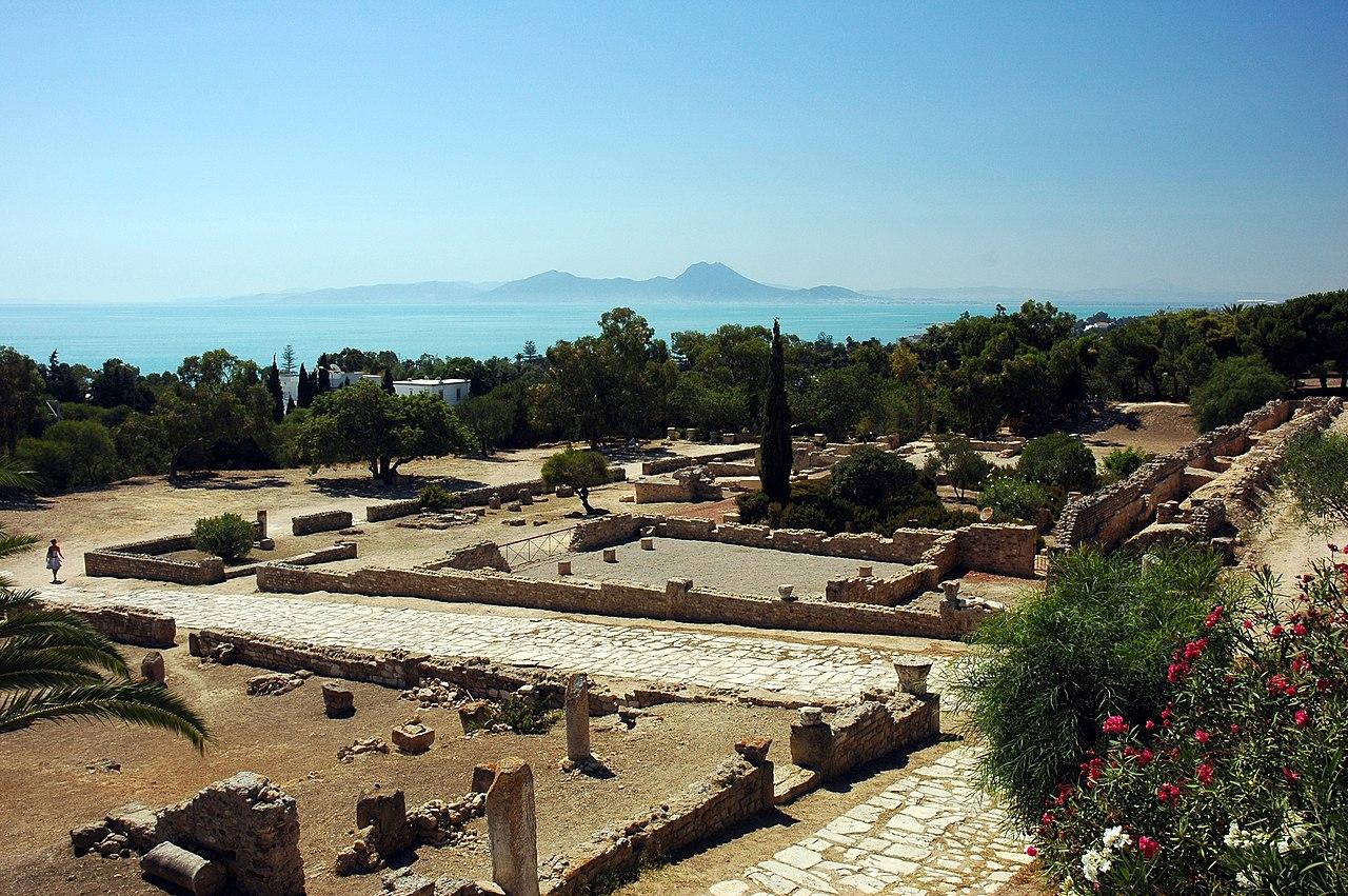 Bon Lundi 1280px-Tunisie_Carthage_Ruines_08
